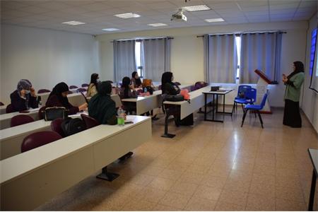 افتتاح دورة التدليك الطبي في كلية القاسمي للهندسة والعلوم