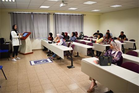 كلية القاسمي للهندسة والعلوم تنظم لطلابها ورشة بعنوان