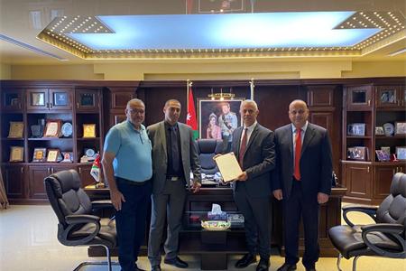 على مشارف اليوم المفتوح، اتفاقية تعاون أكاديمية هامة ما بين القاسمي للهندسة والعلوم وجامعة عمان الأهلية