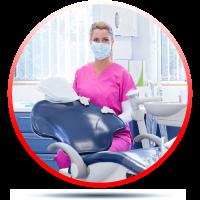 مساعدات أطباء اسنان
