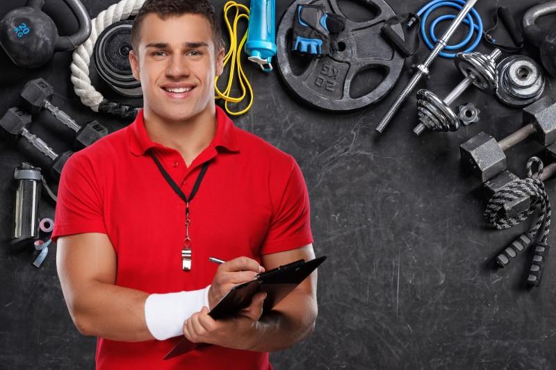 مسار مدربي اللياقة البدنية والصحة