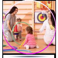 مدربي الحركة لجيل الطفولة المبكرة